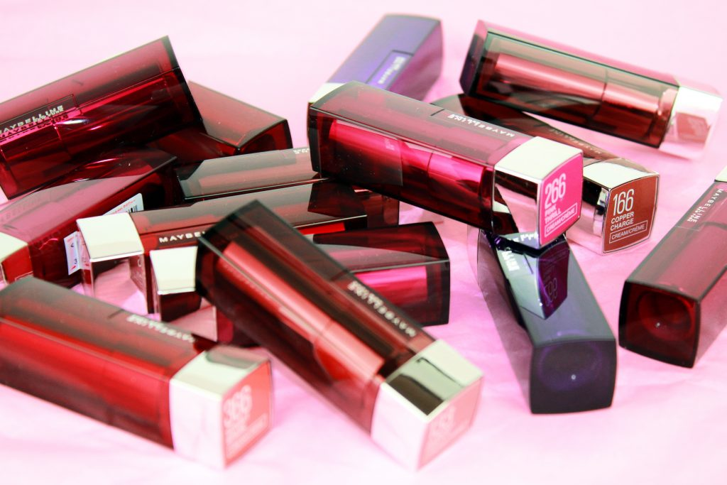 Maybelline Color Sensational The Creams Lippenstifte